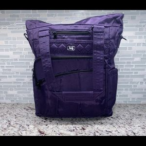 Lug Ace Tote RFID In Purple
